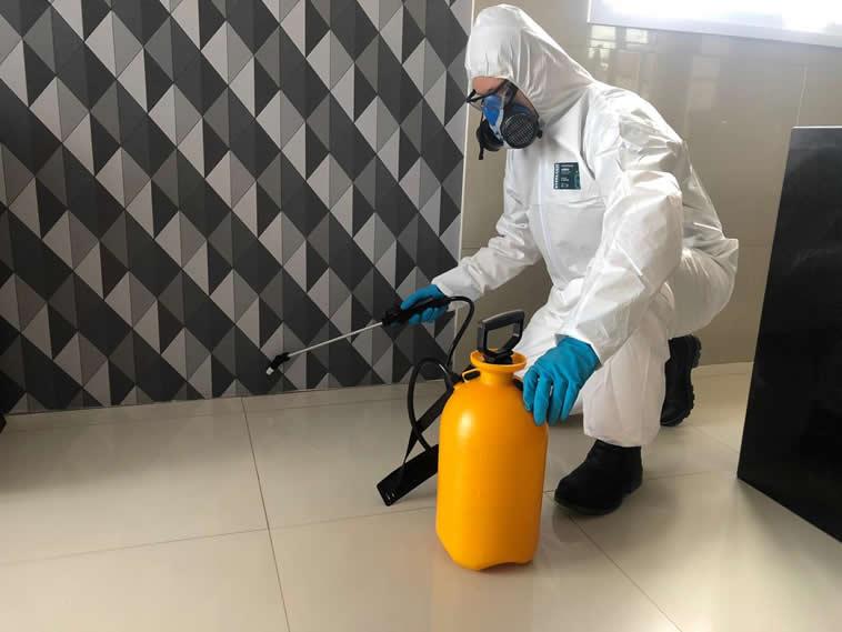 Sanitização Residencial
