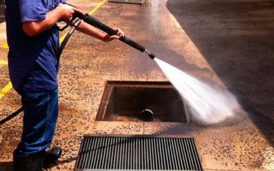 Hidrojateamento para limpeza de rede de esgoto: saiba como funciona